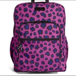 Vera Bradley Lighten Up Backpack Leopard Spots